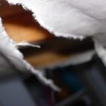 Prikaz legla stenica nakon pocepanog platna ispod povrsine kreveta.Klik na sliku gore za prikaz sa svim detaljima.