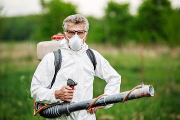 Zaprasivanje od komaraca i zastita od Komaraca.