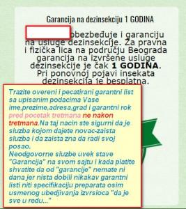 Dezinsekcija stenice,deratizacija stenice,Dezinsekcija stenice Beograd cene prevara,