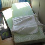 Prikaz pravilno postavljenih i pripremljenih kreveta...