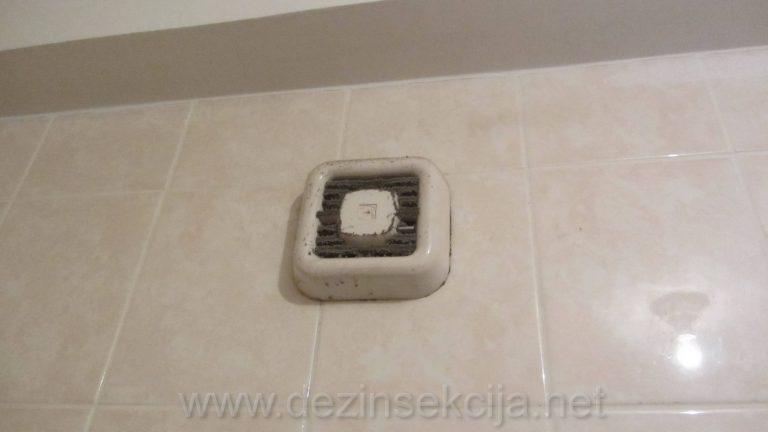 Ventilacioni otvori bez zastitnih mrezica su takodje ulazi bubarusa iz nehigijenskih komsijskih stanova.