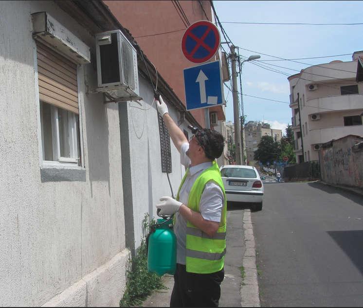 Dezinsekcija i deratizacija bubasvaba u kucama,stanovima i lokalima sa pismenom 6-mesecnom garancijom za grad Beograd i grad Novi Sad.