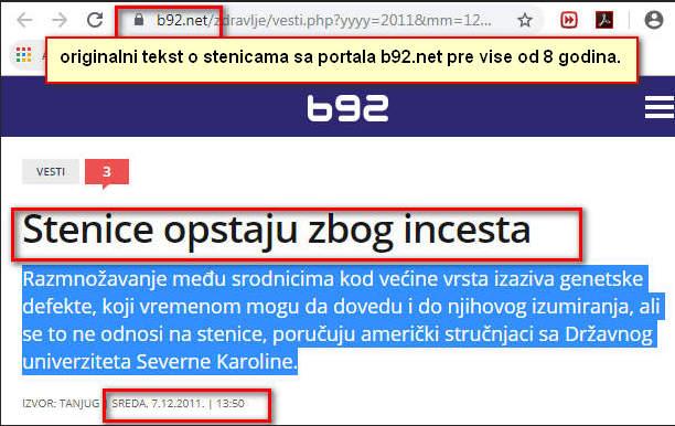 OVo je originalni tekst o stenicama.99,99% ljudi u Srbiji ne shvata da se UVEK RADI O PLAGIJATU.Svi tekstovi na sajtu Internet DDD prevaranata su tako napisani da je gotovo nemoguće izraziti sumnju da se radi o licima sa druge strane Zakona i da je jedini cilj takvih lica NOVAC NEEDUKOVANOG NARODA U SRBIJI.