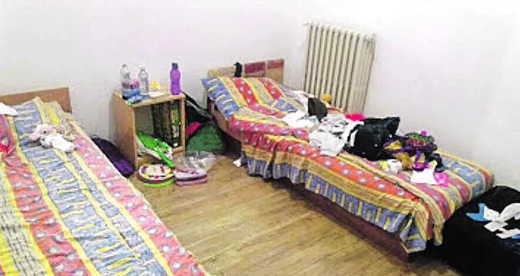 Ovo je pravi smestaj gde su deca bila smestena u Sirogojnu u okviru tura na Zlatiboru.Arhivska fotografija Blic.rs i gostiju objekta.