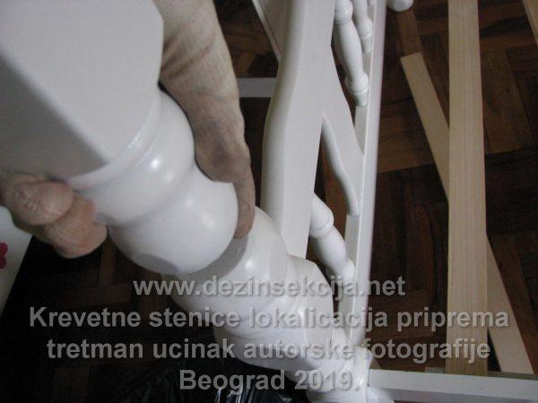 Dezinsekcija stenica priprema prostorija pred tretman.