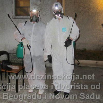 Grupna fotografija u pauzi nakon završenog posla dezinsekcije krpelja u Beogradu.Zahvaljujemo svim prethodnim Klijentima u Beogradu i ostalim mestima na ukazanom poverenju i razumevanju.