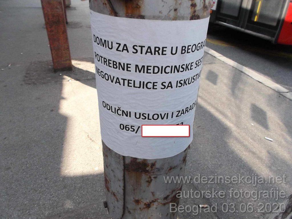 Sektor uslužnih delatnosti ne samo u Beogradu već i ostalim gradovima Srbije trpi velike turbulencije i deficit.Oglasa za radnike na svakom koraku ALI ZAINTERESOVANIH NEMA.