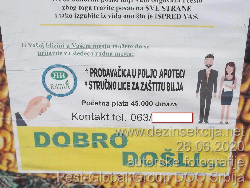 Totalni apsurd školovanja i pružanja bilo kakvih stručnih usluga u Srbiji.PLATA PRODAVACA NA KIOSKU JE VEĆA OD PLATE SANITARNOG INŽENJERA I DIPLOMIRANOG AGRONOMA U POLJOPRIVREDNOJ APOTECI.Plata agronoma sa fakultetom=45 hiljada dinara.Plata prodavca na kiosku bez ikakve diplome=50 hiljada.Ko ce ostati u Srbiji da radi bilo kakve majstorske usluge sa ovakom bolesnom ekonomijom?Fotografije nasih terenaca i ddd tehnologa u pauzi i to periferija Beograda poput Železnika,Sremčice,Umke,Ostružnice,ne centar Beograd.
