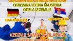 Ogroman nedostatak radnika i majstora u Srbiji svi otisli u drzavama Evropske unije niko ne zeli da radi za male plate i neizvesnu buducnost.